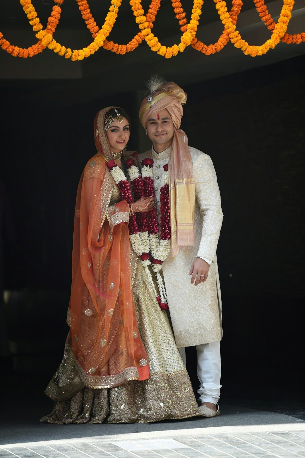 Celebrities At Soha Ali Khan Kunal Khemu Wedding Reception