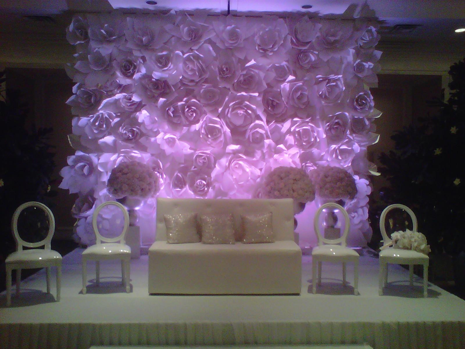 Wedding Reception Ideas For Backdrop For Wedding Reception