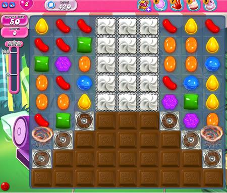 Candy Crush Saga 420