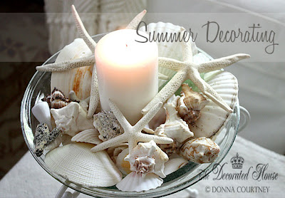 Ocean Home Decor green ocean decorating ideas tips on create the ocean decorating ideas Summer Decorating Bringing The Ocean Home With Shells