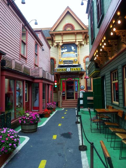 Joe Diane Mallerys Big Adventure Modern Day Gypsies Bar