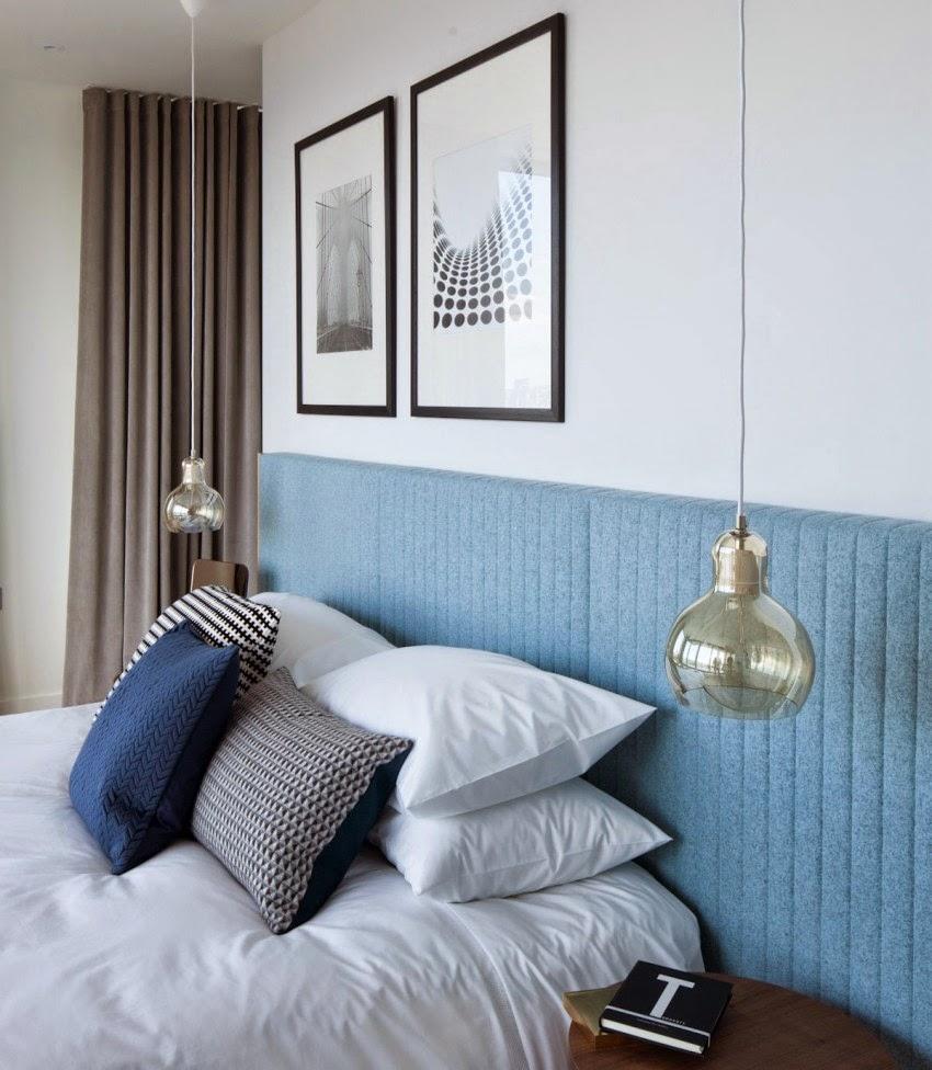 Desain Apartemen Minimalis Modern Di London Oleh Amos and Amos