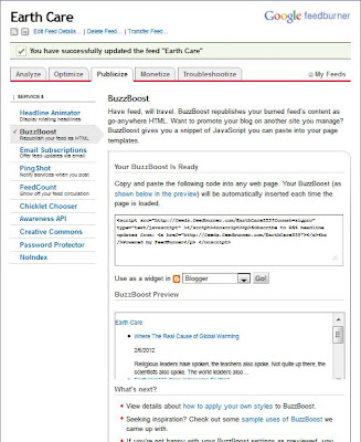 feedburner buzzboost script
