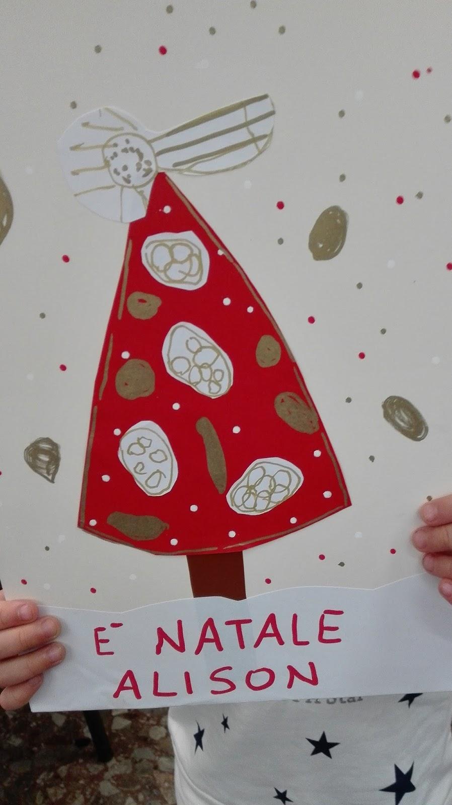Il blog della maestra francy il nostro alberello for Albero natale gonfiabile