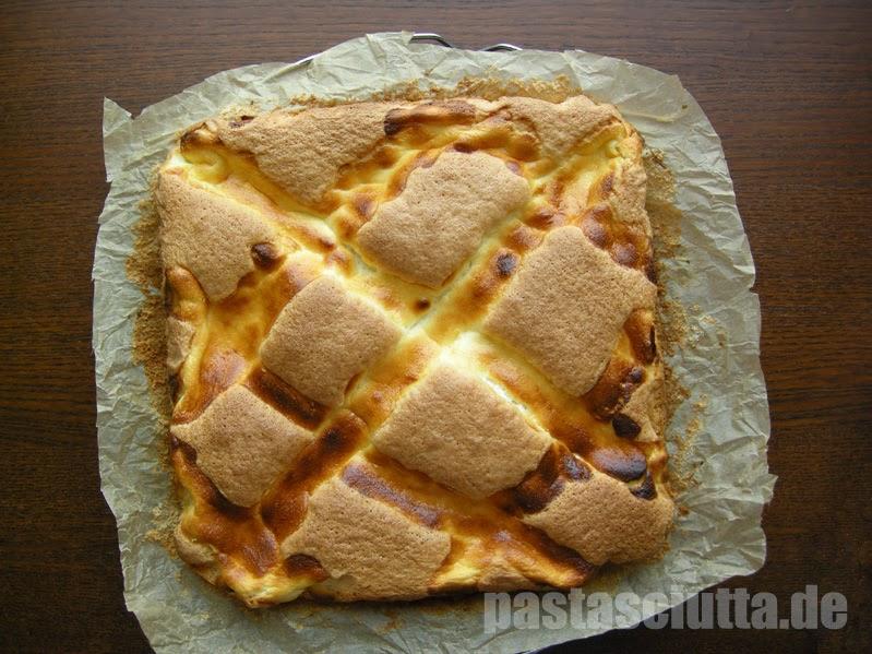 Topfengitter Kuchen