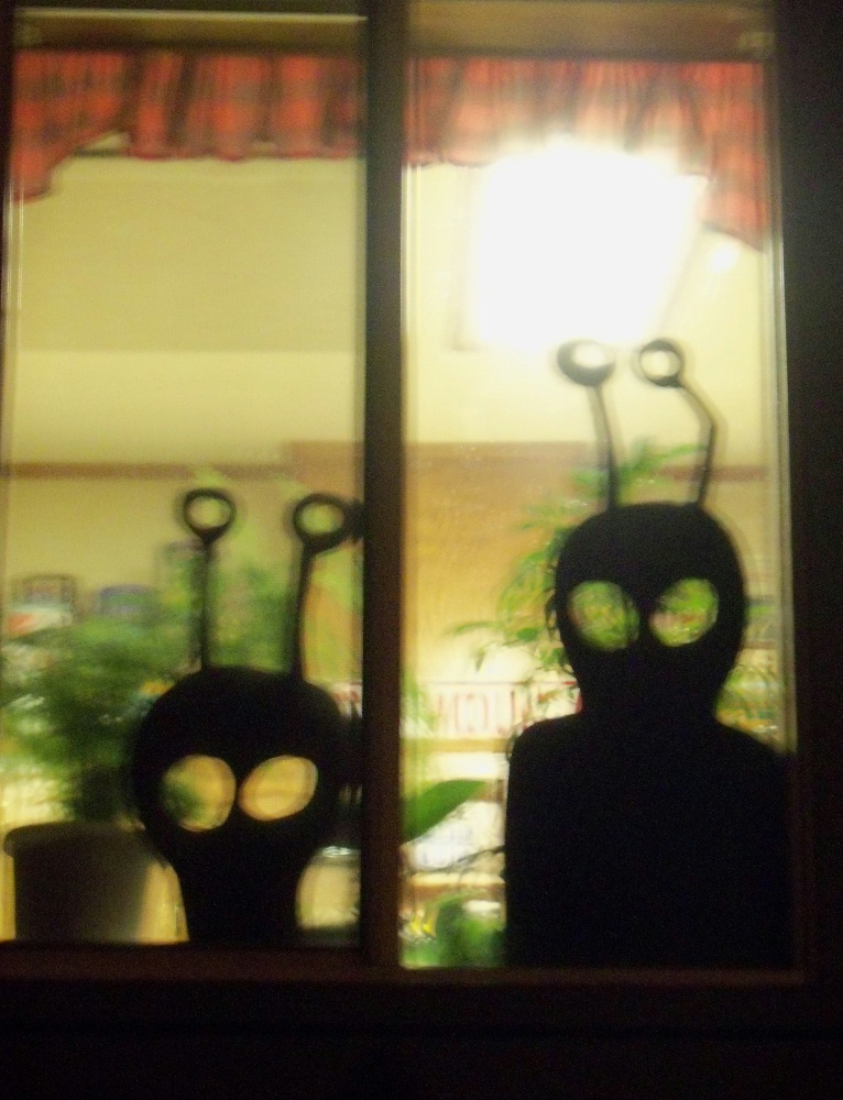 ... The Best of Things: So Cheap Halloween Fun Decor with Poster Board