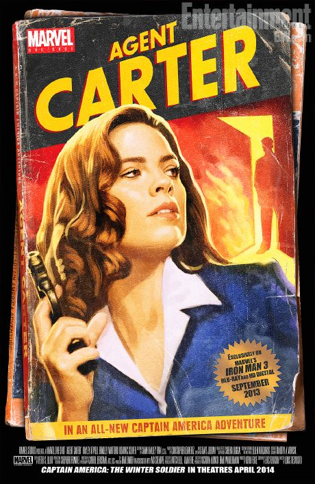 """Marvel One-Shot: Agent Carter"""