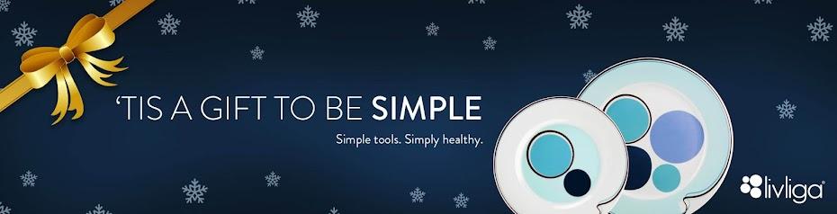 Simple tools. Simply heathy.