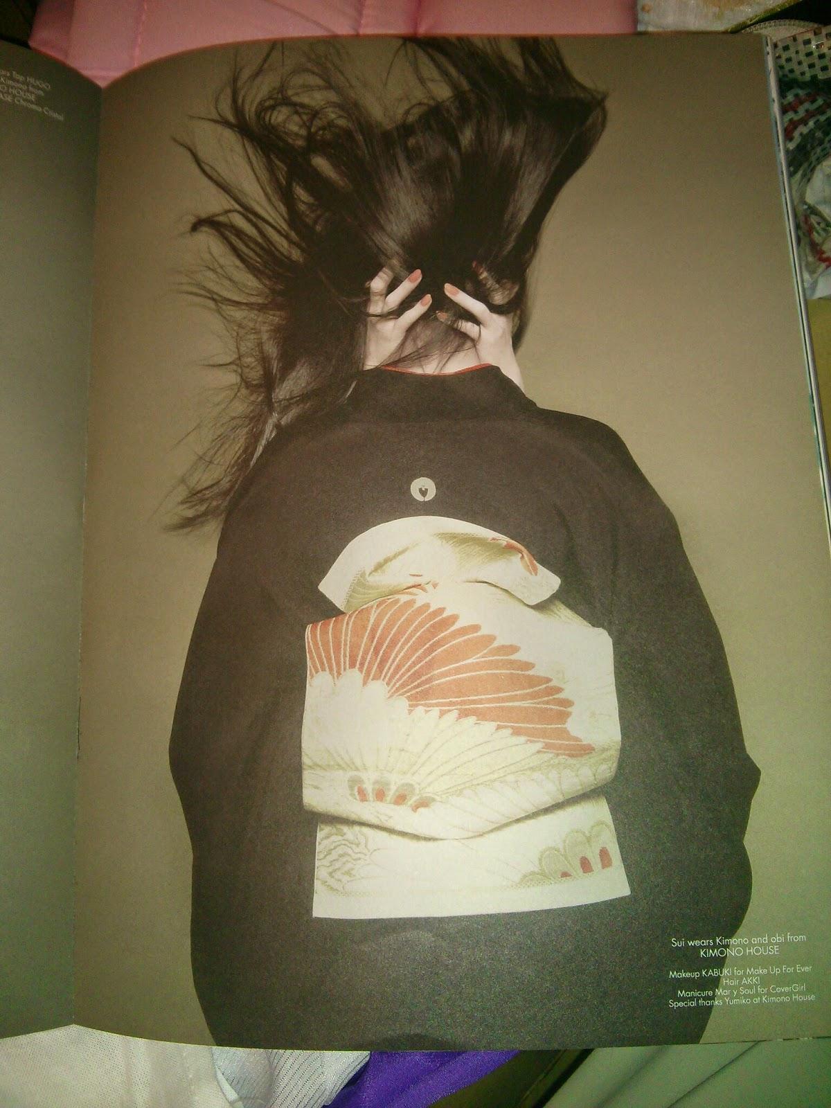 Kimono House stylist CR Fashion
