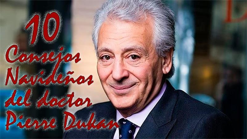 10 consejos navideños de Pierre Dukan