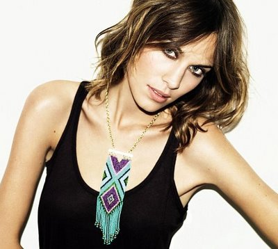 See Pictures Of Alexa Chung With Different Hairstyles , Including Long