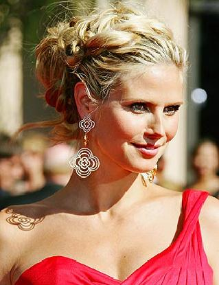 Hairstyles For Party Look : Short hair styles pictures photo: new party