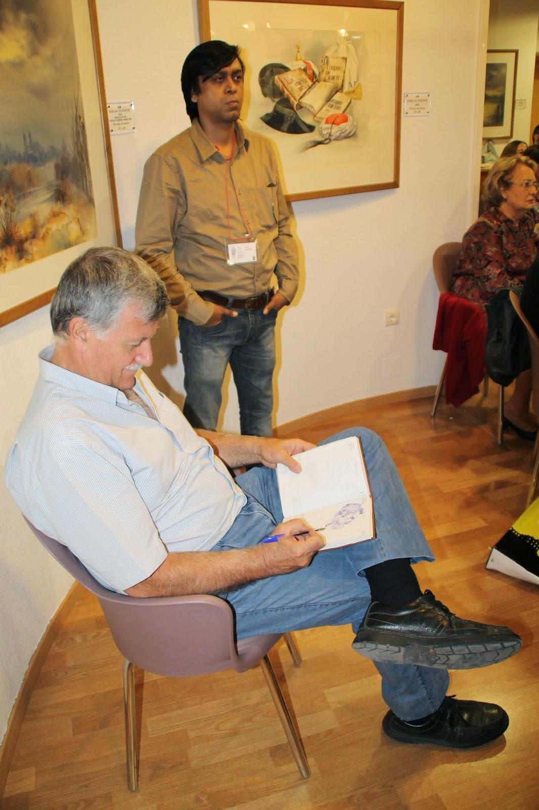 El blog de Joaquín Medina: III Bienal Internacional de Acuarela: el