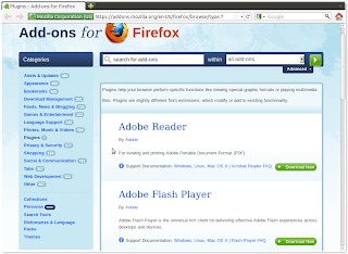 Everything about linux how to install adobe flash player How to start flash player