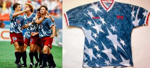 Las camisetas más estrafalarias del fútbol mundial