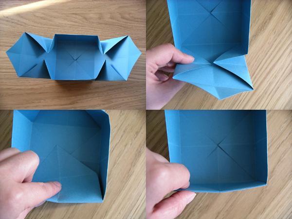 Como hacer cajas de cartulina paso a paso imagui - Como hacer cajitas de cartulina ...