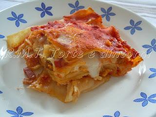 Lasagna napoletana: ricetta tradizionale napoletana