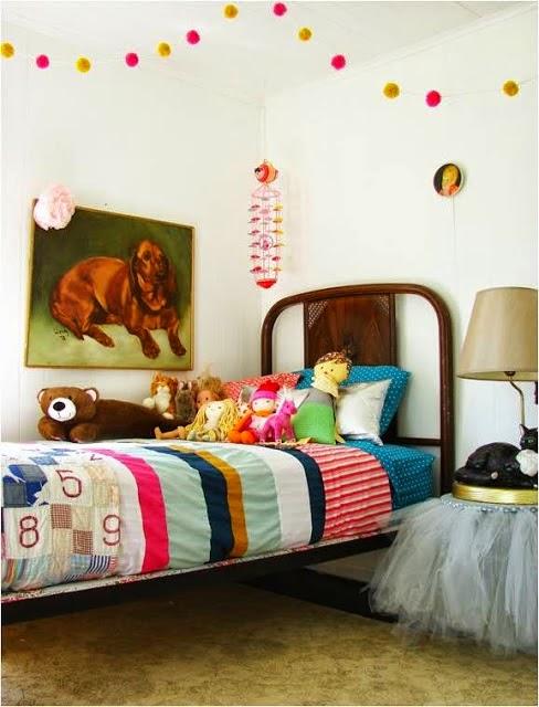 10 habitaciones para ni as estilo vintage dormitorios - Decoracion vintage habitacion ...