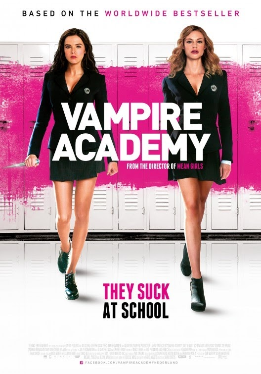 Vampire Academy 2014 DVDRip ταινιες online seires xrysoi greek subs
