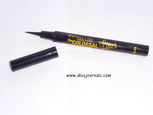 Maybelline The Colossal Liner in Black