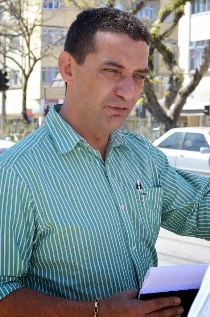 Secretário de Saúde, Luciano Demarchi, tem vasta experiência na área pública