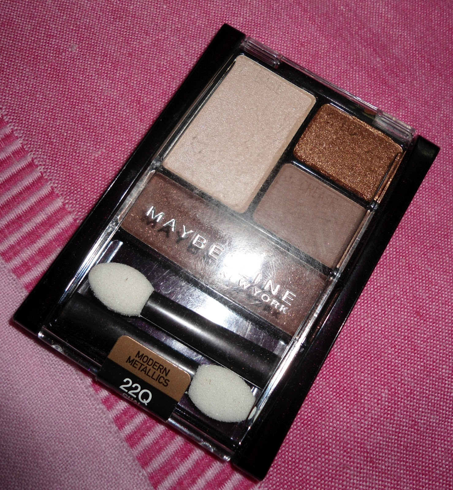 The Beauty and the Cheap: A Mini Naked Palette: The Maybelline ...