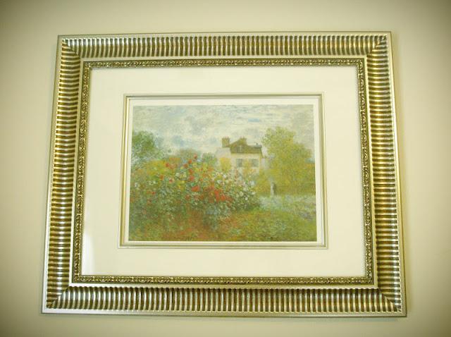 Monet Print