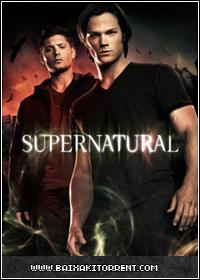 Capa Baixar Série Supernatural 8ª Temporada Dublado   Torrent Baixaki Download