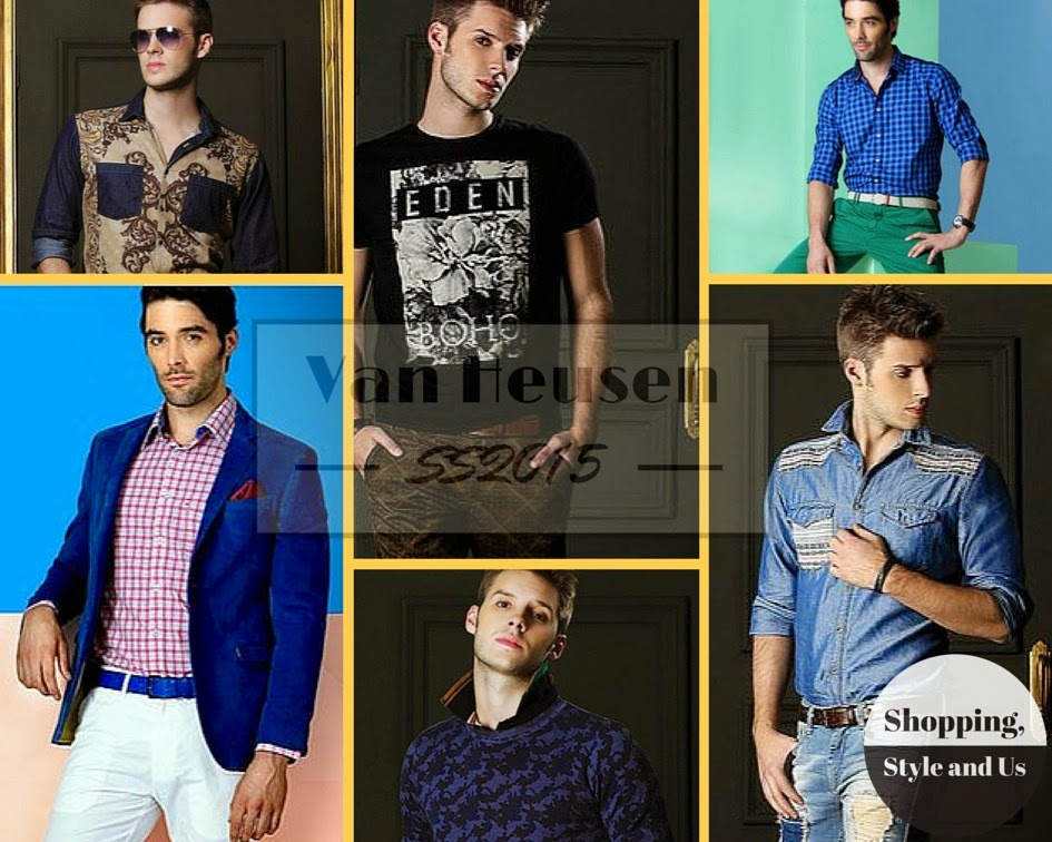 Men's Fashion Edit # 2 | SeeThese 6 Latest Van Heusen Men's SS2015 Style For an Updated Wardrobe Before Spring Is Over in India
