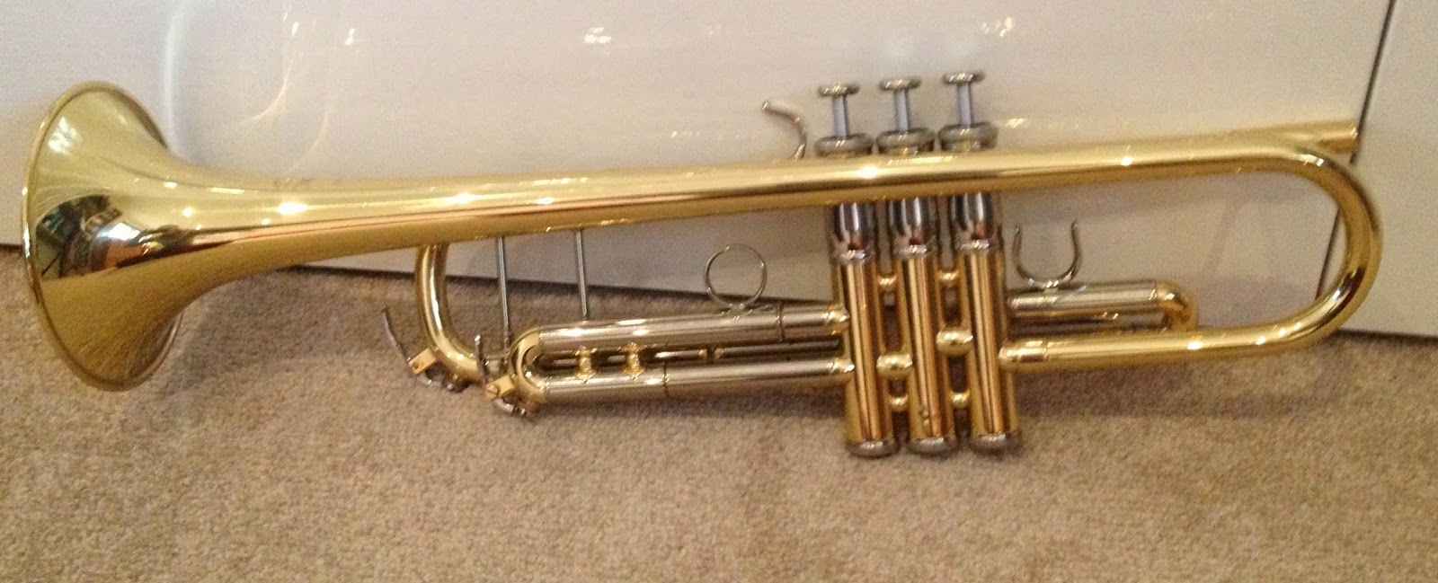 yamaha xeno trumpet. i personally really like the mouthpiece that comes with horn and have continued using it for year. is a yamaha custom 16c4-gp. xeno trumpet