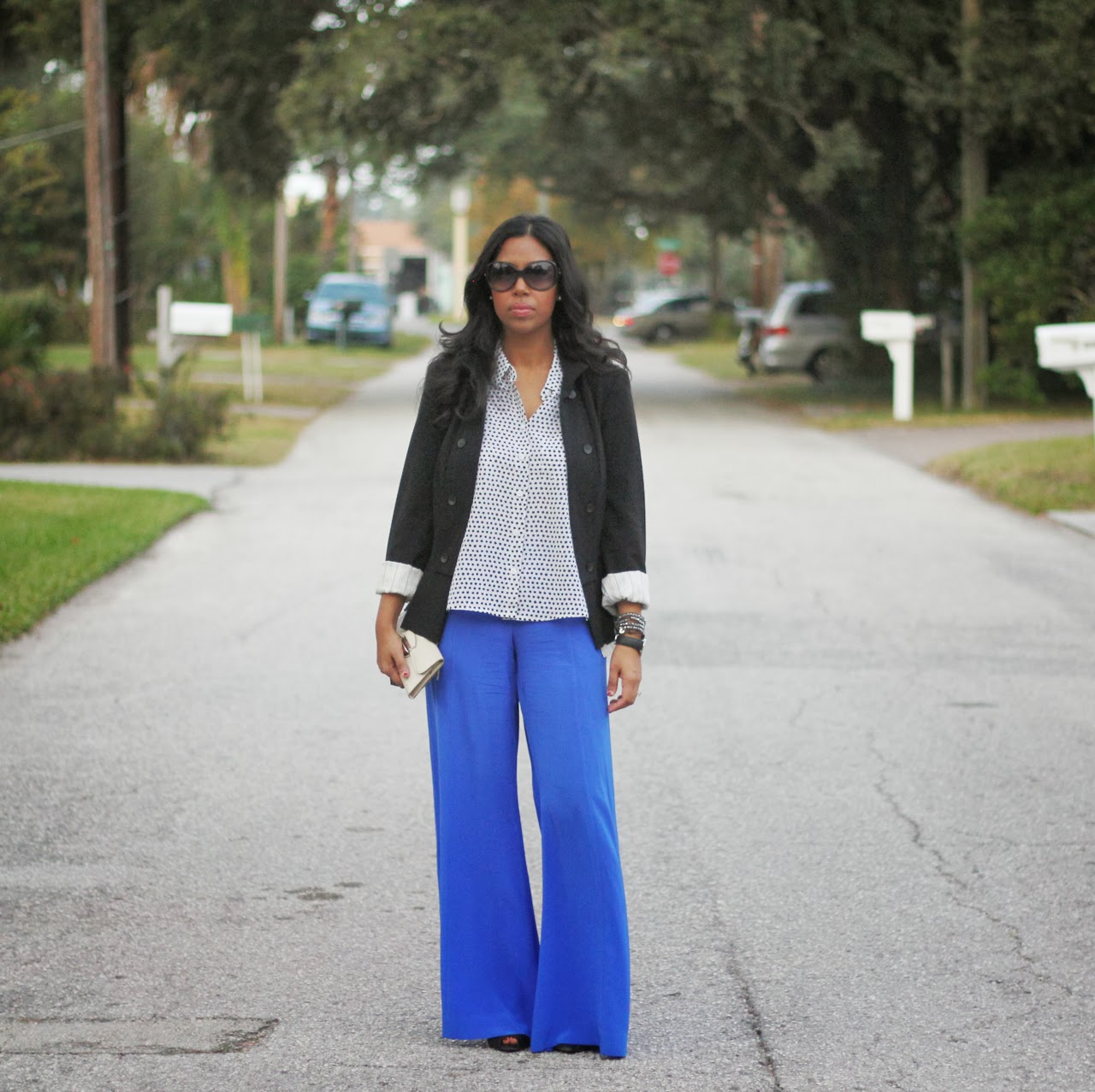 equipment star shirt louis vuitton epi wallet celine shoes cobalt silk wide leg pant