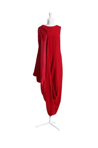 margiela per h&M abito rosso, margiela per h&M prezzi, Margiela per h&m collezione, Margiela per h&M price, Margiela for H6m RED DRESS price