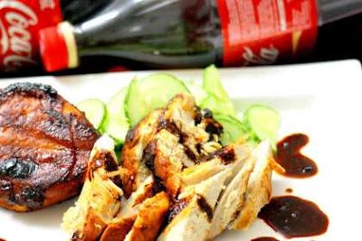 Cooking-Chicken-Recipes-Coca-cola-Baked-Chicken