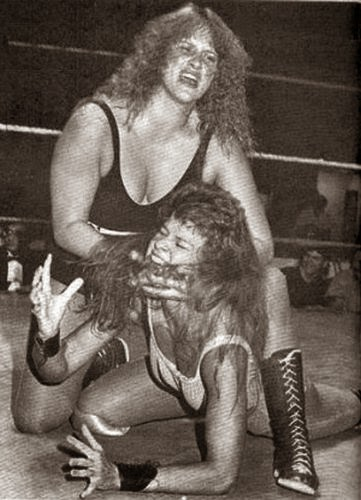 Peggy Lee Leather - Wendi Richter