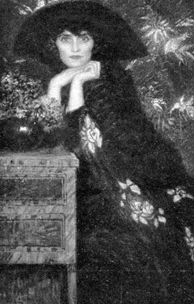 EnricoLionne - Figura di donna