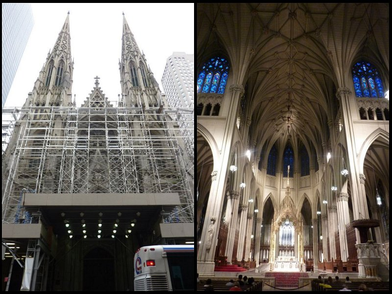 New York saint Patrick cathedral