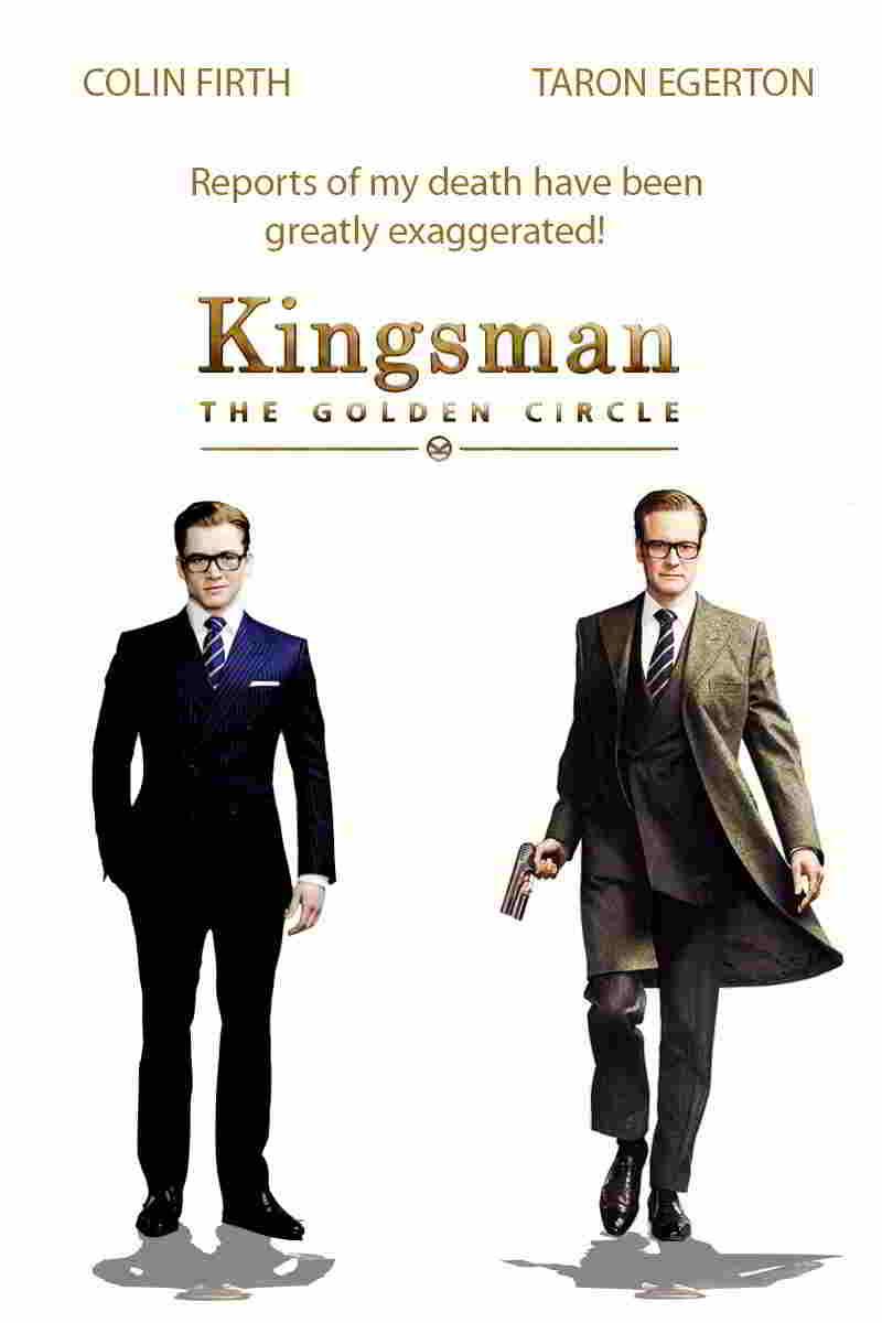 Kingsman: El círculo dorado (2017) [CAM] [Latino] [1 Link] [MEGA]