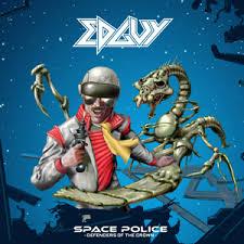 nuevo disco de Edguy; Space Polices