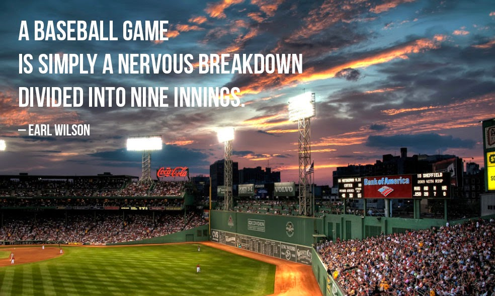 Motivational Baseball quotes for Athlete