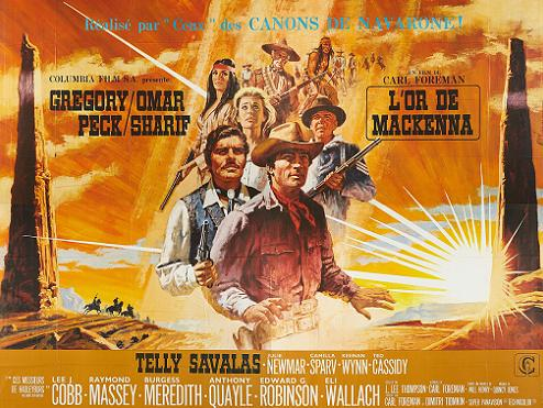 Image result for mackenna's gold
