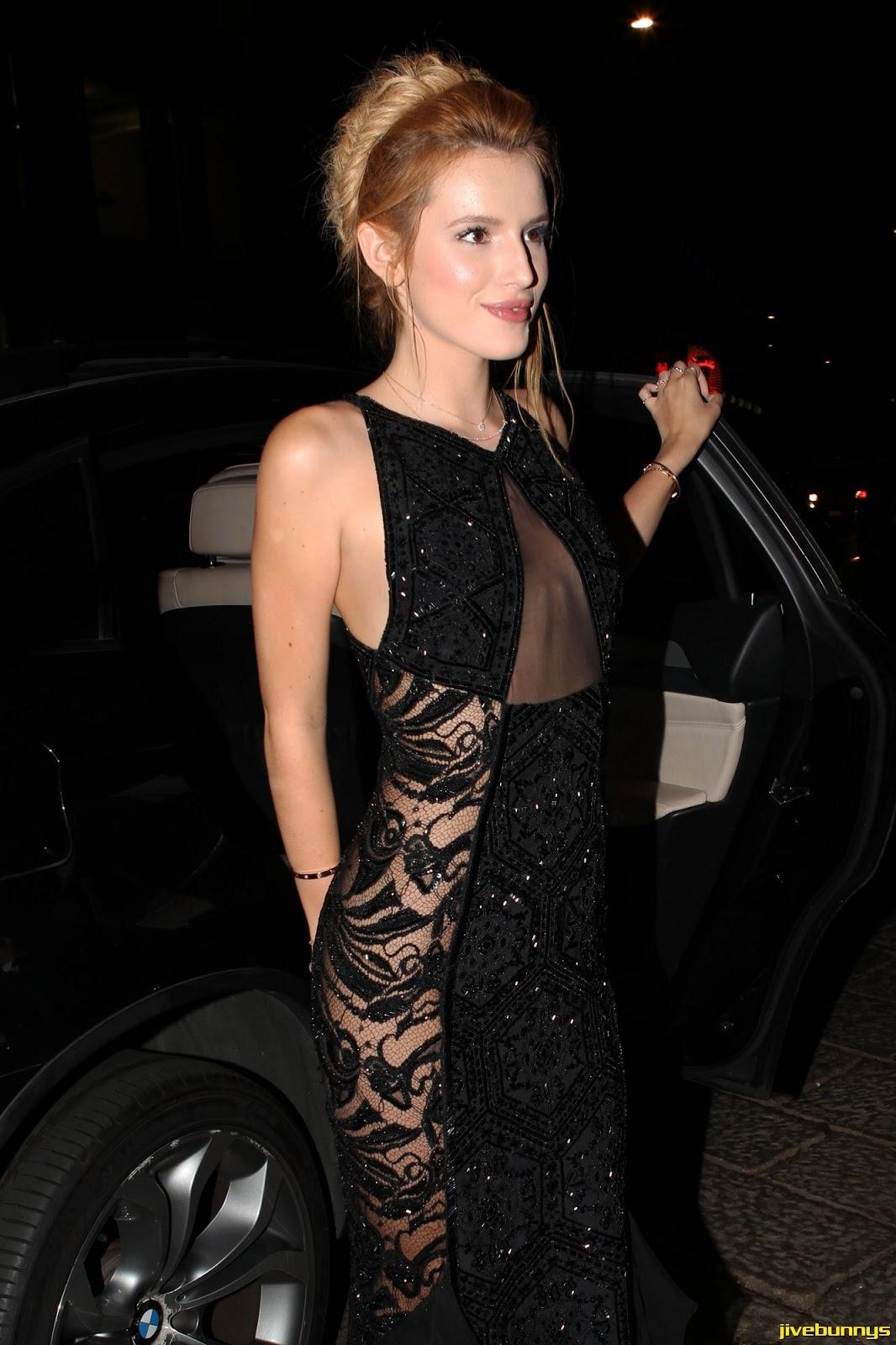 Bella Thorne - amfAR Milano 2014 Gala in Milan