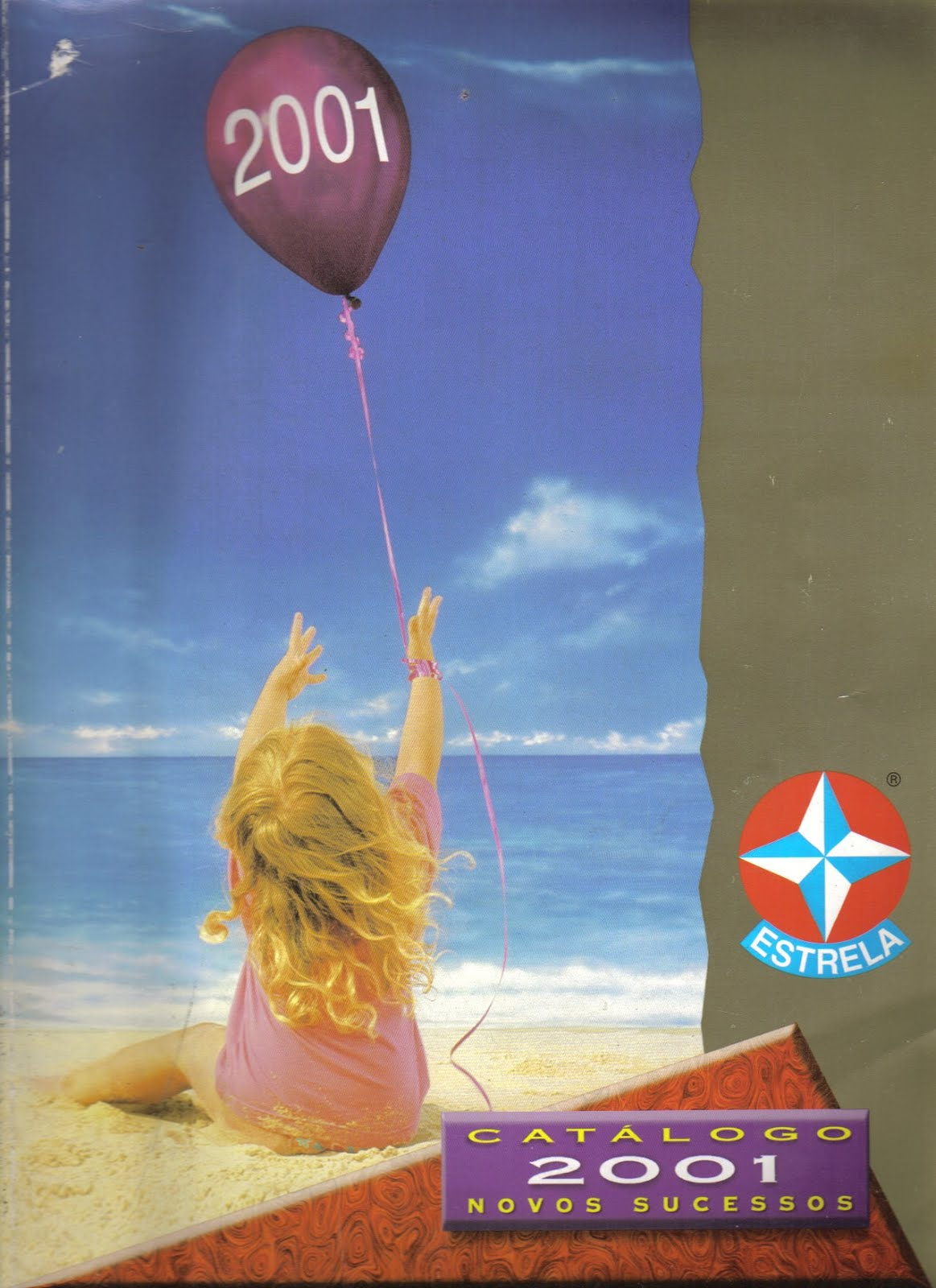 Catalogo de 2001