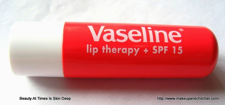 photo of Vaseline lipbalm