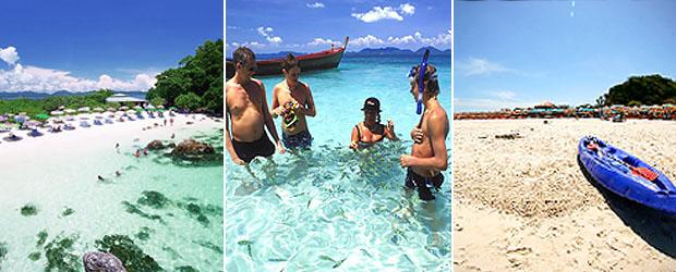 ทัวร์เกาะไข่ เต็มวัน by Speed Boat