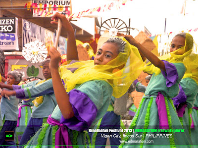 Binatbatan Festival in Vigan by edmaration.com