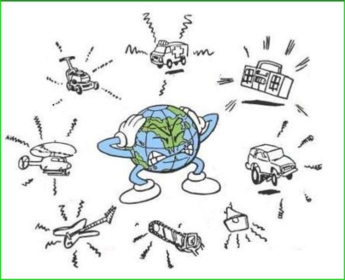 Dibujos de contaminacion ambiental - Imagui