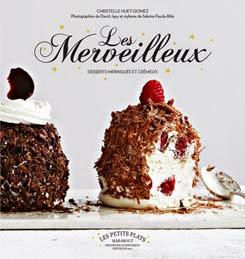livre gateaux merveilleux meringue marabout huet-gomez