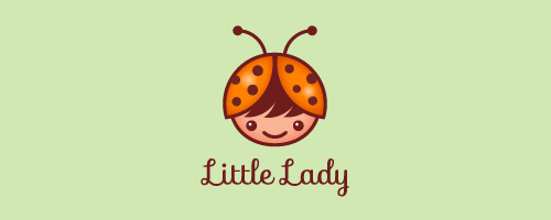 Little Lady Logo Design