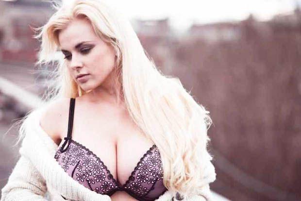 Glamour Model Sasha Bonilova
