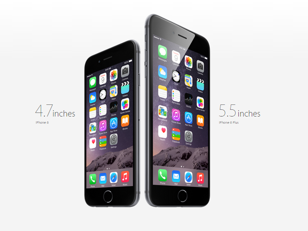Apple's iPhone 6 and iPhone 6 Plus To Arrive In 36 Countries This Month